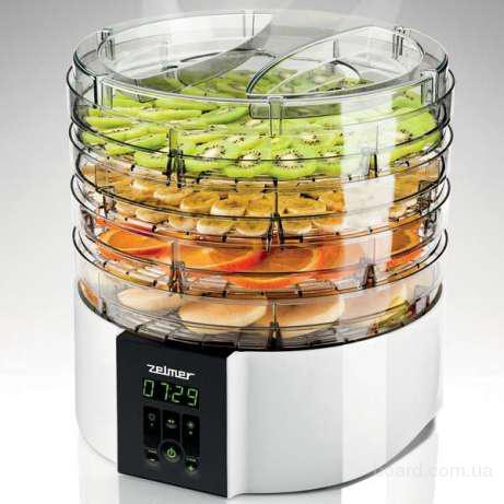 Сушилка для овощей и фруктов Zelmer FD1002