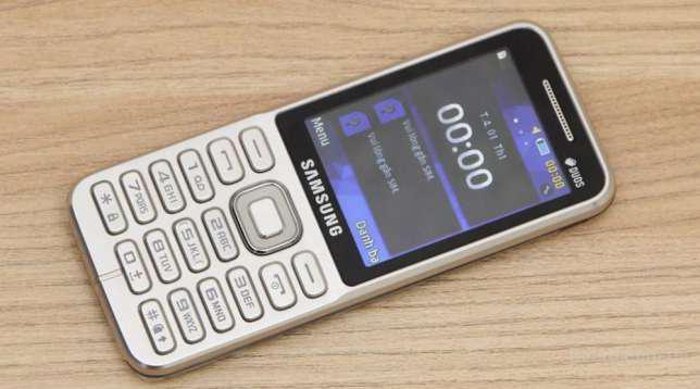 Samsung B360 (2 sim)