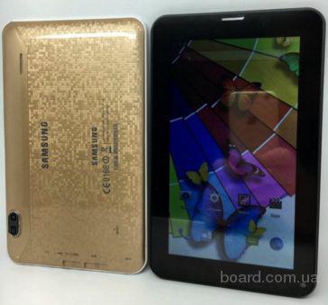 Планшет-телефон Samsung Galaxy Tab 4+1СИМ+GPS
