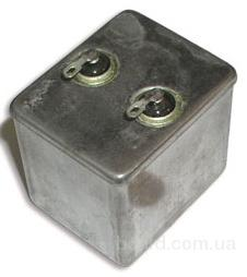 Конденсатор МБГЧ - 1,  10 мкФ 500 в .
