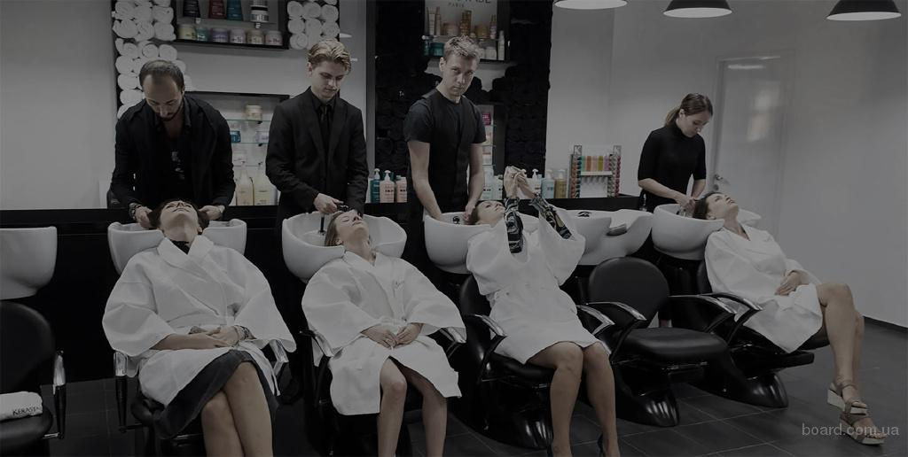 Школа парикмахеров в Киеве.