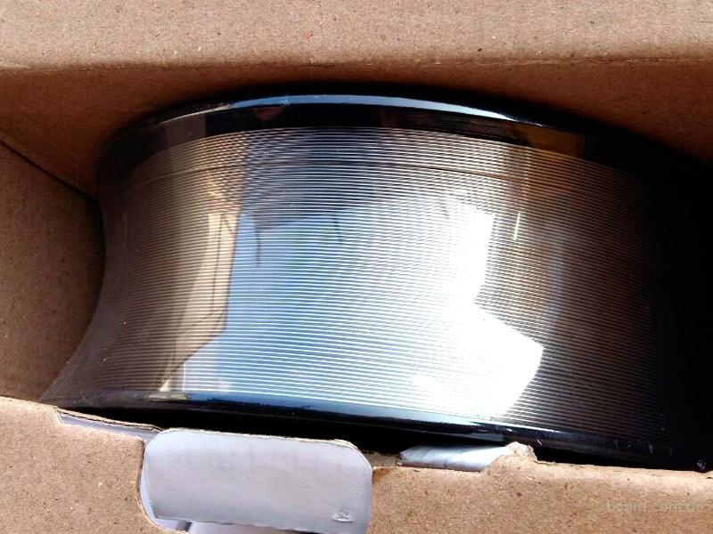 Проволока стальная сварочная марки ER307Si