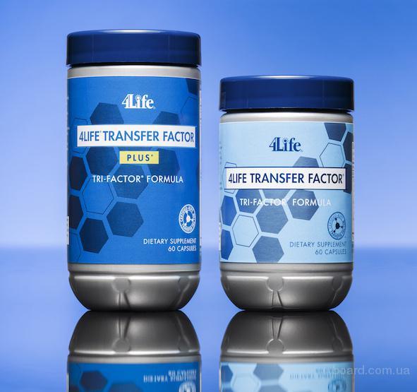 Трансфер Фактор 4Life - природный иммунокорректор