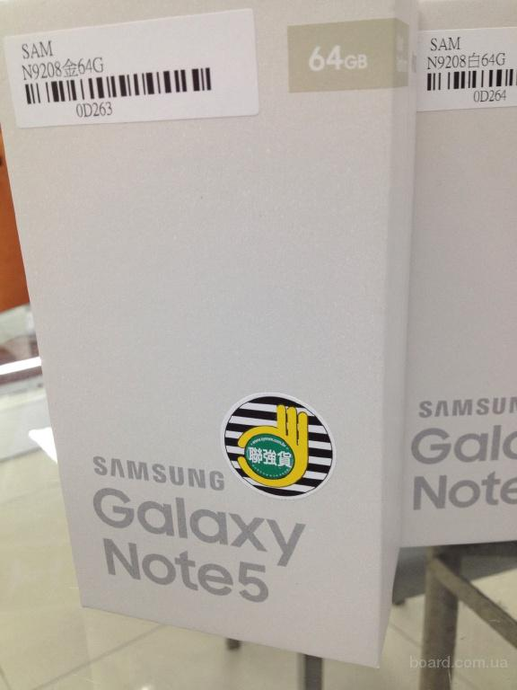 Samsung Galaxy Note 5 brand new