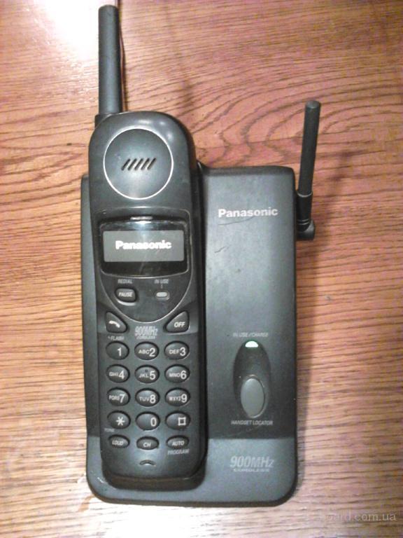 Радиотелефон Panasonic KX-TC1461BXB