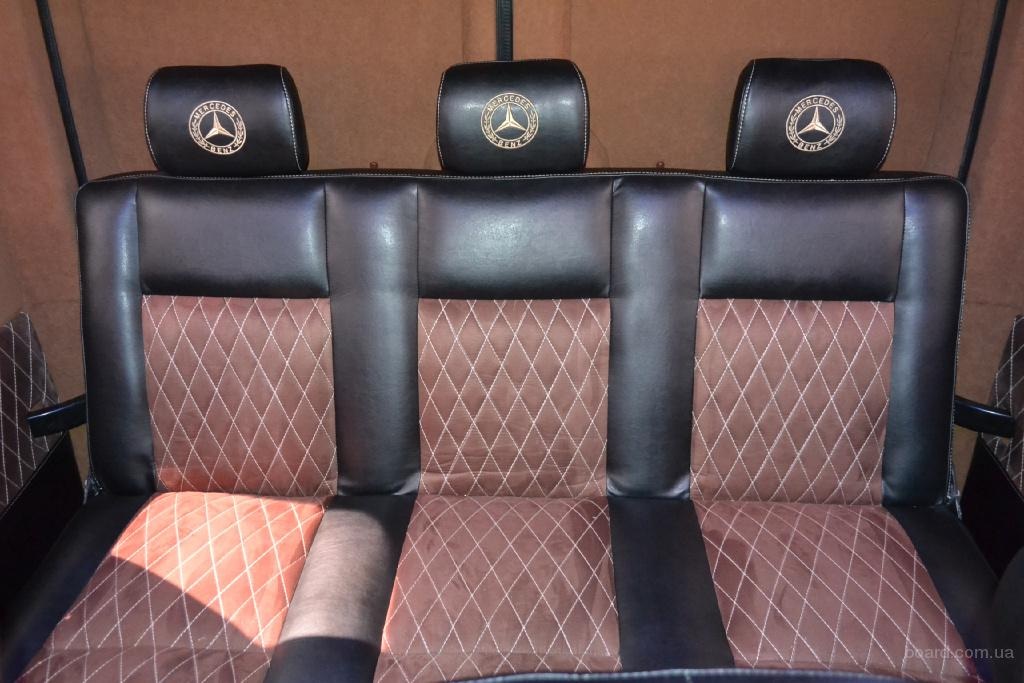 Диван в микроавтобус диван-трансформер для микроавтобуса буса авто кресла сиденья