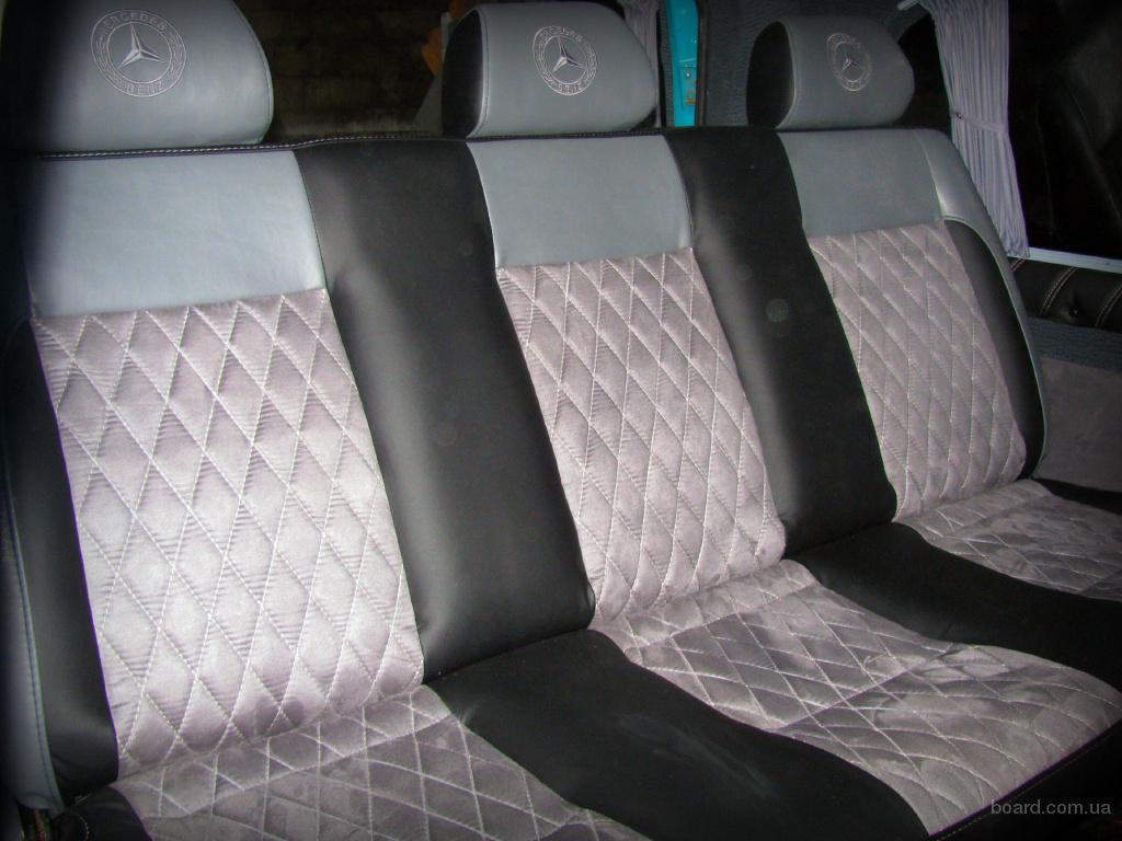 Диван в микроавтобус, диван-трансформер для микроавтобуса для буса