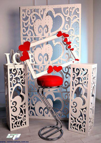 Свадебные колоны (тумбы, подставки, стойки, коробы) под заказ