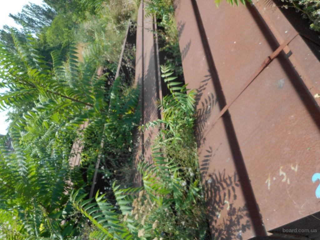 Метал листовой судостроительный (с хранения)