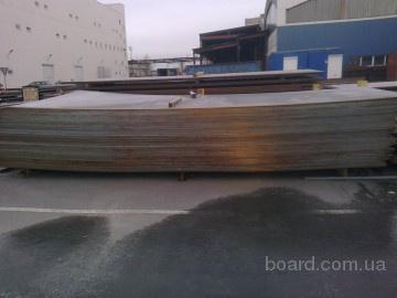 Лист г/к  10ХСНД  толщина  40 мм
