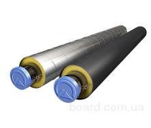 Труба теплоизоляционная 108/200 ДСТУ Б В.2.5-31:2014