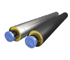 Труба теплоизоляционная 133/225 ДСТУ Б В.2.5-31:2015