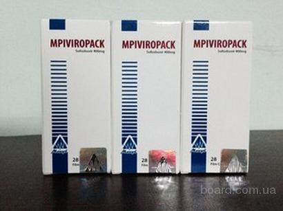 Виропак (Viropack) проверенное средство от гепатита С