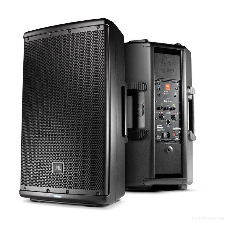 Активна акустична система JBL EON 612 колонки НОВІ активні