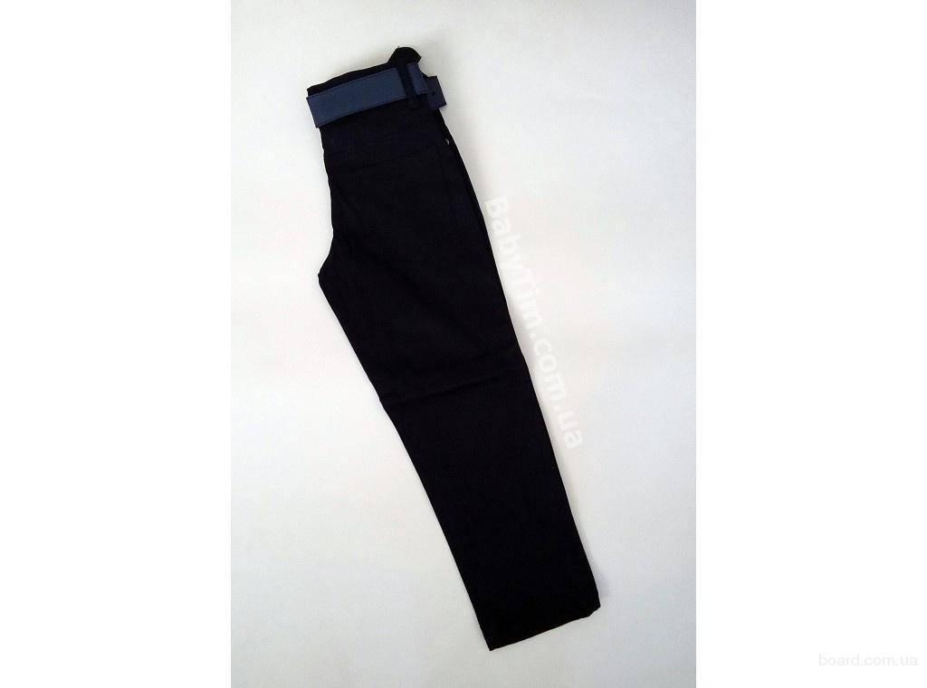 Школьные брюки для мальчиков
