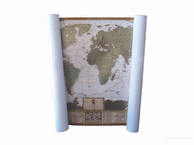 """Карта """"My Map"""" Antique"""