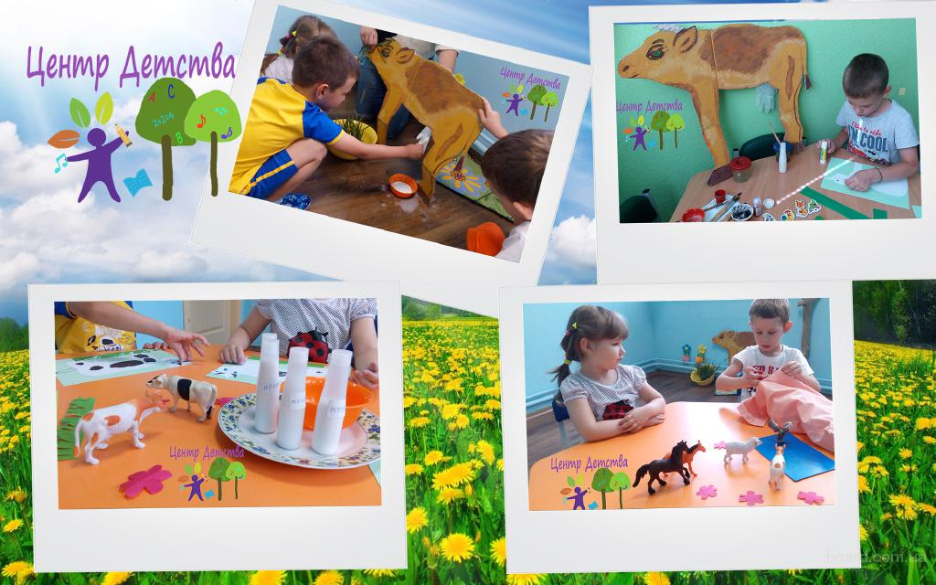 Детский садик на Срибнокильской:  Остров счастливых детей