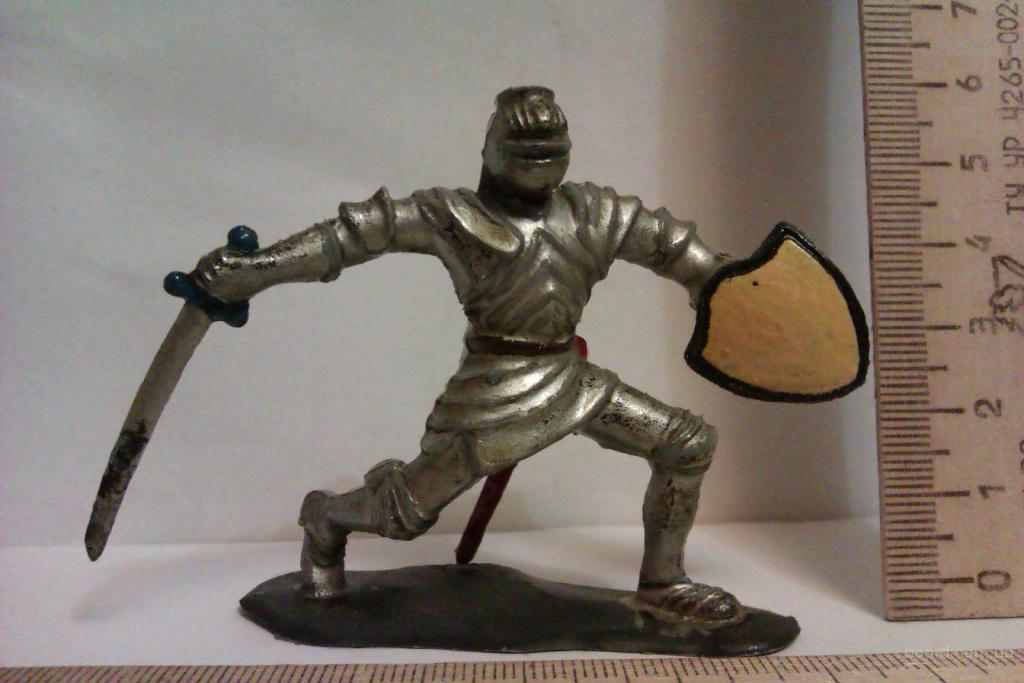 Солдатик Рыцарь ДЗИ