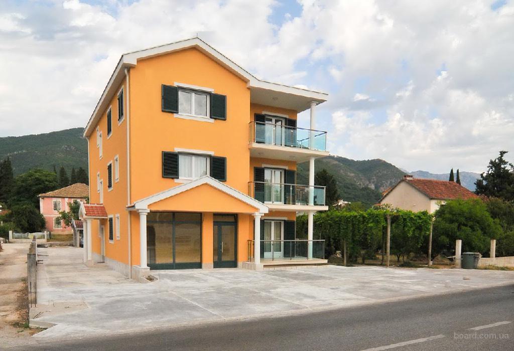 Отдых 2016. Уютные апартаменты в Черногории. Тиват