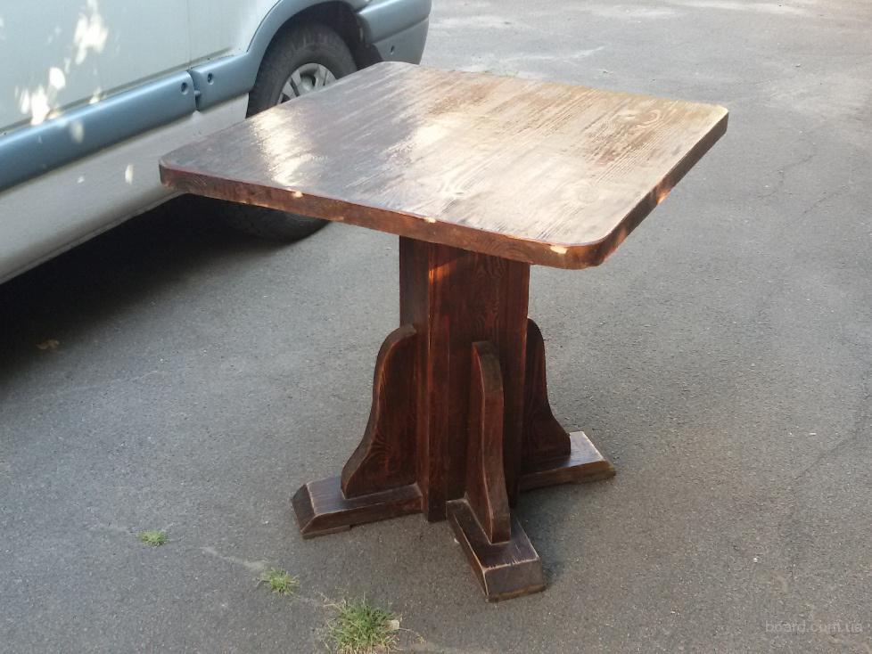 Бу столы для кафе, баров, пабов под старину