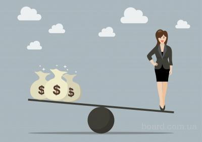 Займ в валюте под залог средств на счету