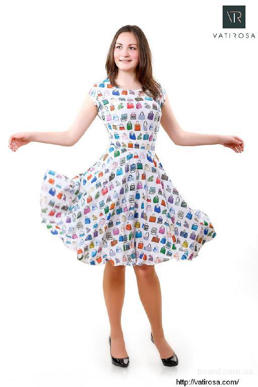 Распродажа летних платьев по 5дол.