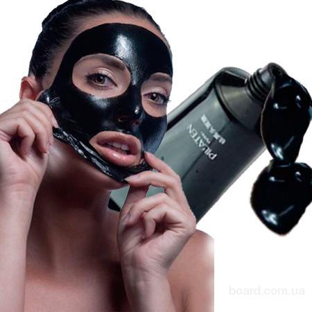 Черная маска-пленка Black Mask от прыщей и черных точек