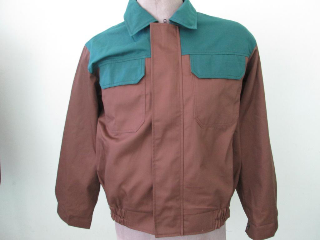 куртка рабочая летняя,спецодежда с хлопка,пиджак рабочий