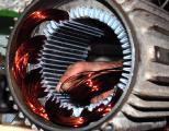 Перемотка электродвигателей общепромышленных от 1кВт