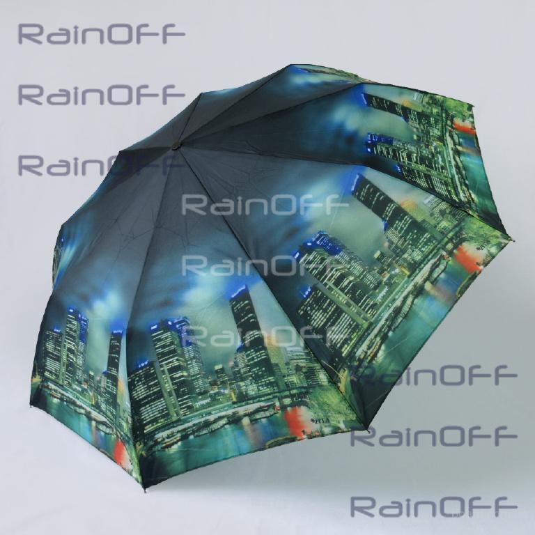 Красивые женские зонты Города