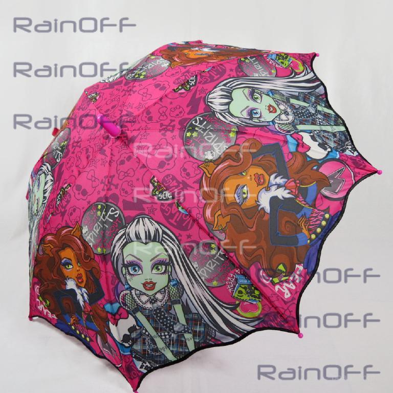 Яркие детские зонтики