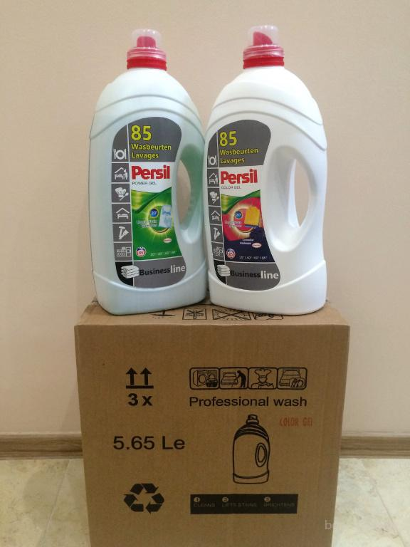 Persil Color&Power Gel 5,65l