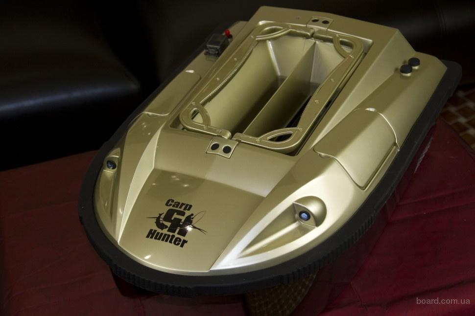 радиоуправляемый кораблик для рыбалки хакер 977