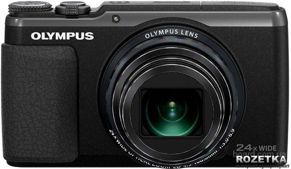 Фотоаппарат Olympus SH-60 Black