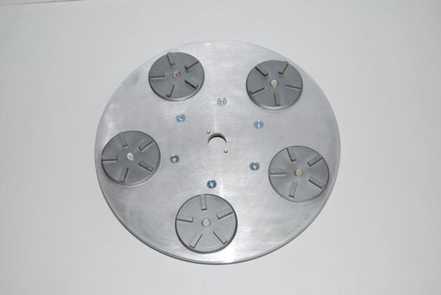 Алмазные фрезы-звезды для плоскошлифовальных машин Вирбел, Вольф и др