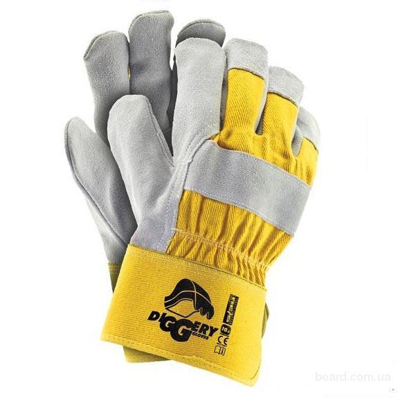 Рабочие перчатки, рукавицы оптом от производителя в Украине