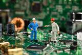 Разработка электроники с производством устройств