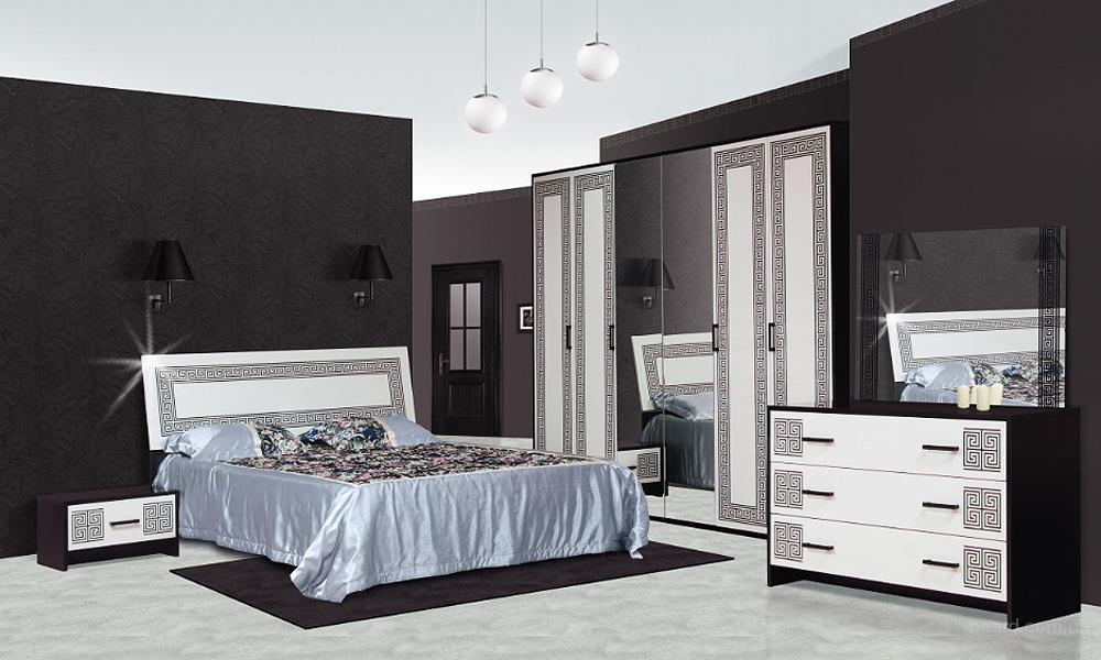 Спальный гарнитур Бася Новая