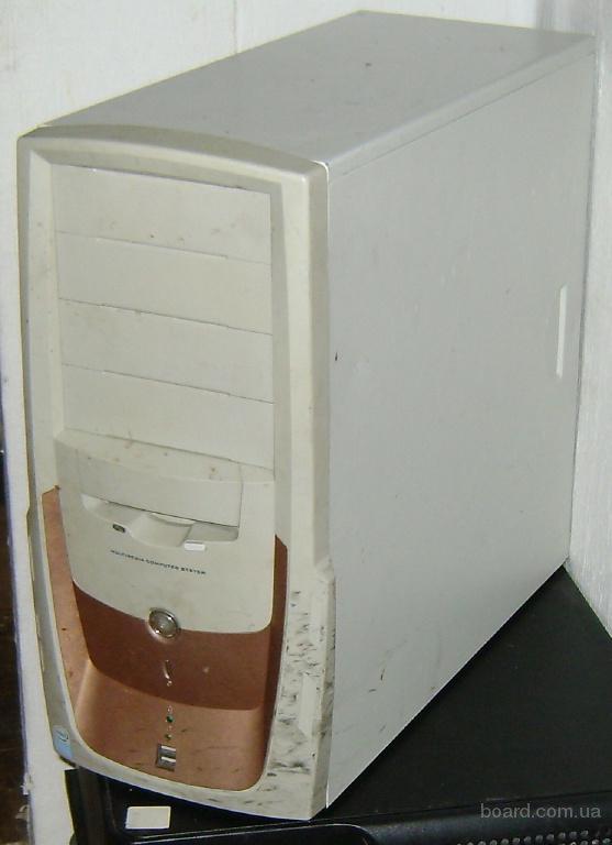 Старый компьютер Socket 462 по низкой цене