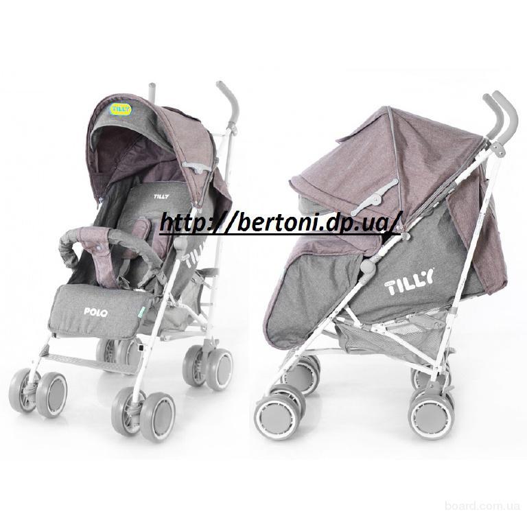 Детская коляска-трость TILLY Polo T-141