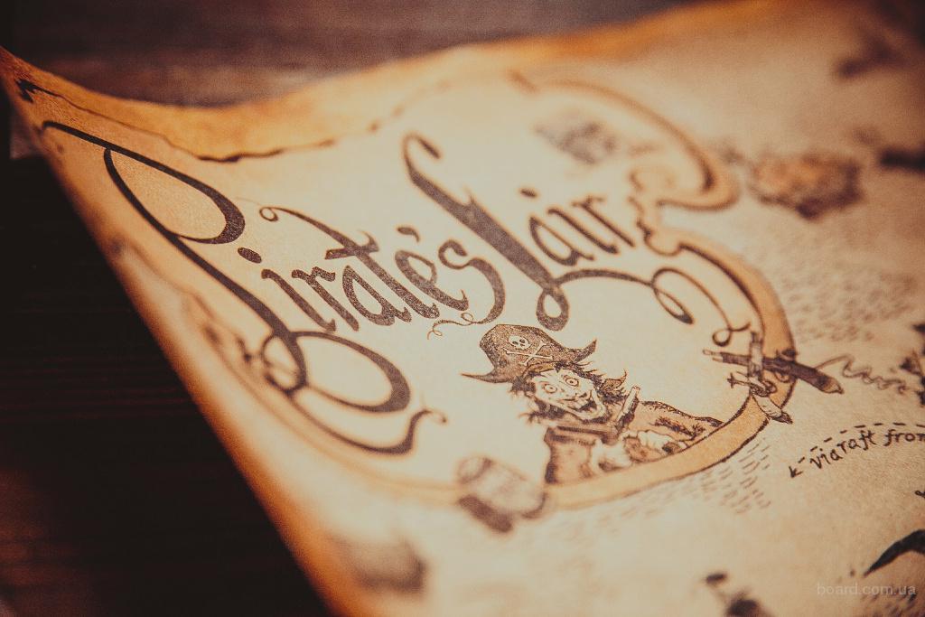 """Квест комната """"Пиратское золото"""""""