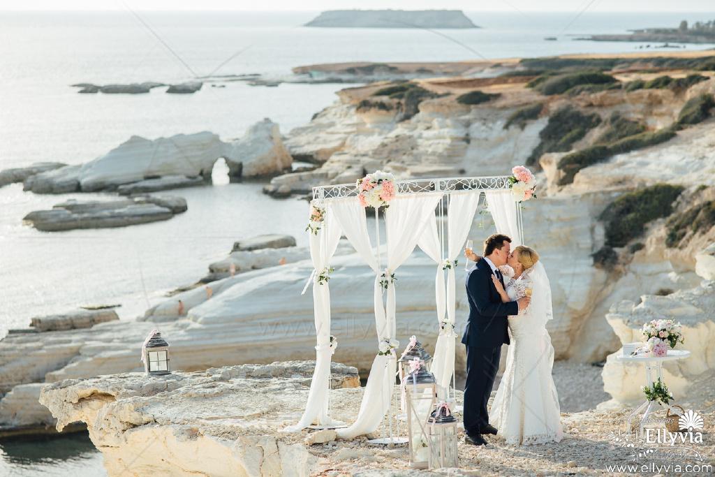 Организация свадеб на Кипре