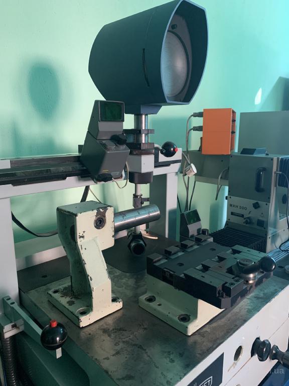 Измерительный  прибор (микроскоп) Somet SPS 200U.