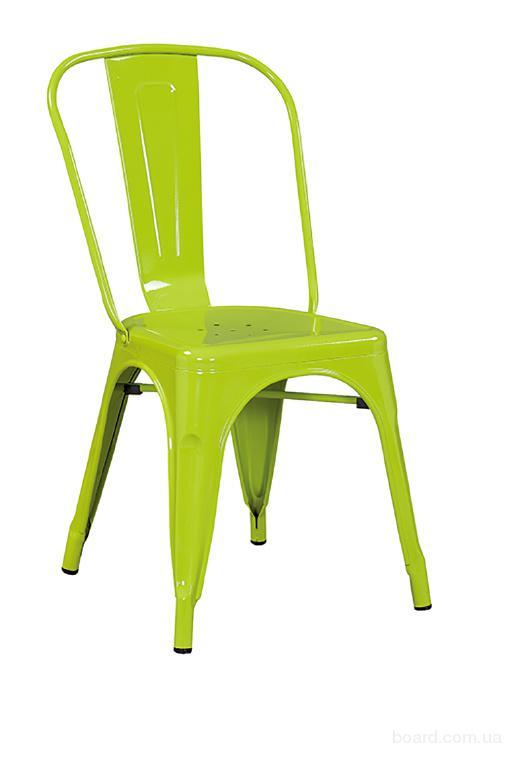 Стул Tolix MC-001A яблочно зеленый