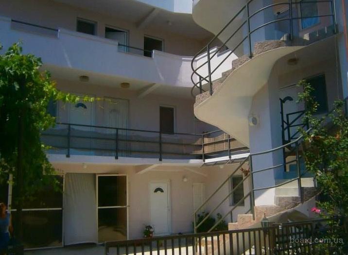 Отдых в уютных апартаментах в Черногории. Улцинь 2016