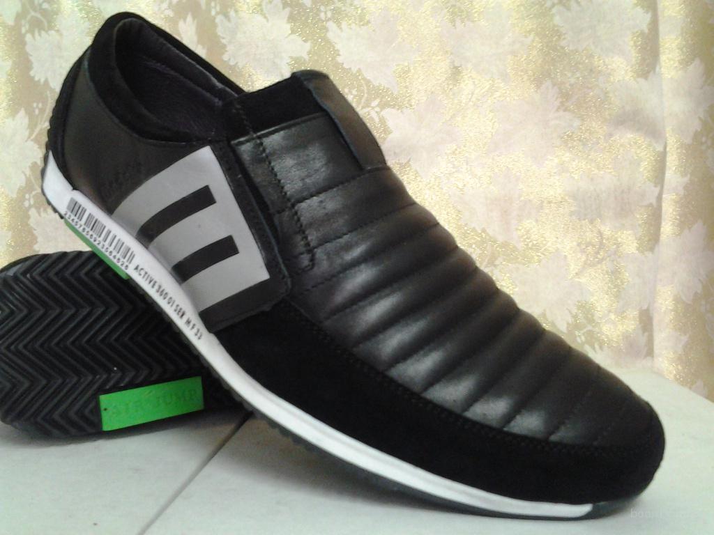 Стильные туфли под кроссовки Madokc