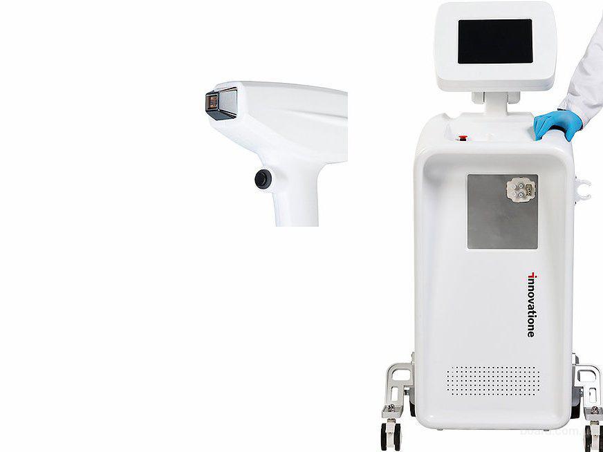 Аппарат для лазерной диодной эпиляции