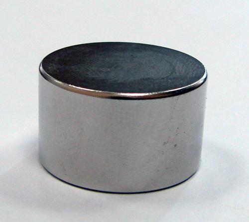 Неодимовый магнит 50х30 мм, диск