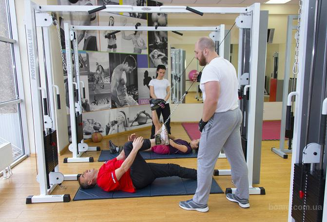 Реабилитация спины и суставов