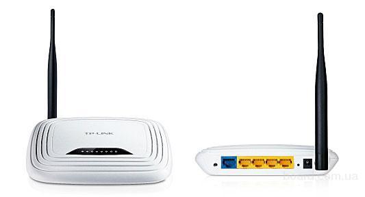 Маршрутизатор/роутер TP-Link TL-WR740N 1199 руб